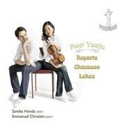 Sonate Pour Violon Et Piano: I. Très Modéré - Vif Et Passionné Song