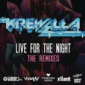 Live for the Night (Remix EP) Songs