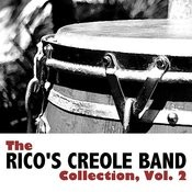 The Rico's Creole Band Collection, Vol. 2 Songs