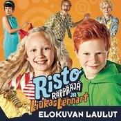 Risto Räppääjä ja Liukas Lennart - elokuvan laulut Songs