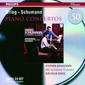 Grieg / Schumann: Piano Concertos Songs