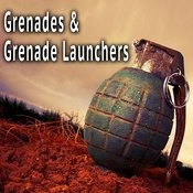 Grenades & Grenade Launchers Sound Effects Songs