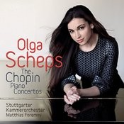 Chopin: Piano Concertos Nos. 1 & 2 Songs