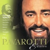 The Pavarotti Edition, Vol.9: Italian Songs Songs