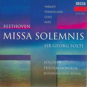 Beethoven: Missa Solemnis Songs