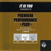 It Is You (Premiere Performance Plus Track) Songs