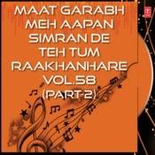Maat Garabh Meh Aapan Simran De Teh Tum Raakhanhare Part-2 Songs