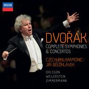 Dvorák: Complete Symphonies & Concertos Songs