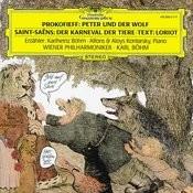 Prokofiev: Peter und der Wolf / Saint-Saëns: Der Karneval der Tiere Songs