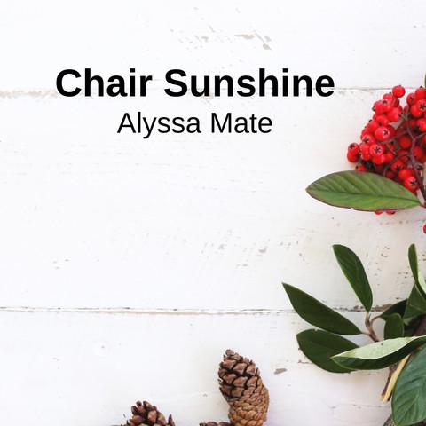 Chair Sunshine