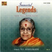 Immortal Legends - M S Subbulakshmi Vol 5 Songs