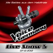 07.12. - Die Battles aus der Liveshow #5 Songs