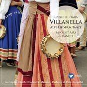 Villanella: Alte Lieder & Tänze Songs