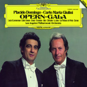 Placido Domingo Carlo Maria Giulini Opera Recital Songs