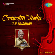 Carnatic Violin - T N Krishnan Part 2  Songs