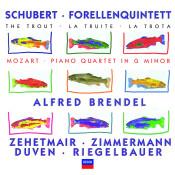 Schubert Forellenquintett Mozart Piano Quartet In G Minor Songs