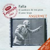 Falla: El Sombrero de Tres Picos; La Vida Breve; El Amor Brujo Songs