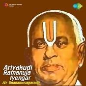 A Ramanuja Iyengar Air Gnanamosagarad Songs