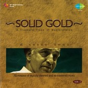 Solid Gold - Dr. Vasantrao Deshpande-2 Songs