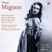 Thomas: Mignon (Metropolitan Opera) Songs