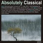 Mozart: Piano Concerto No. 21 & Bach: Brandernburger Concerto No.1, Concerto For 2 Violins, et al. Songs