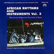 African Rhythms and Instruments Vol. 3 Songs