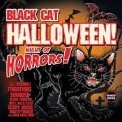 Black Cat Halloween!: Night Of Horrors! Songs
