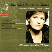 Musickes Sweetest Joyes - Simpson, Jones, Corkine, Hume, Et Al. Songs