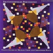 The Contemporary Percussionist - Udow / Watts Songs