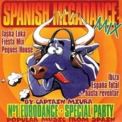 Spanish Megadance Mix Songs