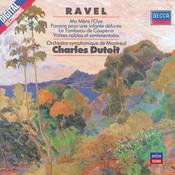 Ravel: Ma Mère L'Oye; Pavane pour une Infante Défunte Songs