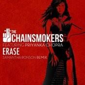 Erase (Samantha Ronson Remix) Songs