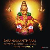 Saranamanthram (Ayyappan Songs Vol-4) Songs