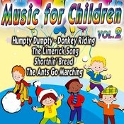 Music For Children Vol.2 Songs