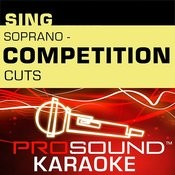 Greatest Love Of All (Competition Cut) [Karaoke Lead Vocal Demo]{In The Style Of Whitney Houston} Song