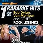 Drew's Famous # 1 Karaoke Hits: Sing Like Bob Dylan, Van Morrison And Other Rock Legends Songs