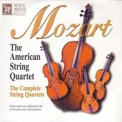 Mozart: The Complete String Quartets Songs
