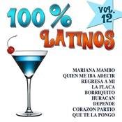 100% Latinos Vol.12 Songs