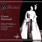 Gianni Raimondi: Volume 1 Songs