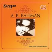 A.R Rahman Vol-2 Songs