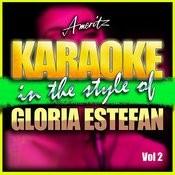 Karaoke - Gloria Estefan Vol. 2 Songs