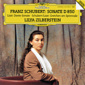 Schubert/Liszt: Gretchen Am Spinnrade D.118 / Liszt: Dante Sonata From Années de pèlerinage / Schubert: Piano Sonata In D Major D.850 Songs