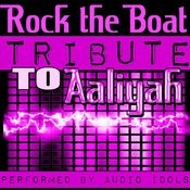 Rock The Boat: Tribute To Aaliyah Songs