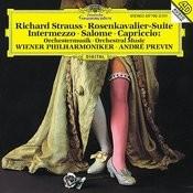 R. Strauss: Rosenkavalier-Suite; Intermezzo; Salome; Capriccio Songs