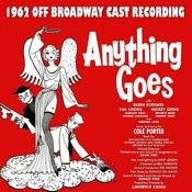 Anything Goes (1962 Off-Broadway Cast Recording) Songs
