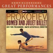 Prokofiev: Romeo And Juliet Ballet (Excerpts); Lieutenant Kij Suite; Mussorgsky: Night On Bald Mountain [Great Performances] Songs