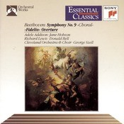 Beethoven: Symphony No. 9, Op. 125 & Overture from Fidelio Songs