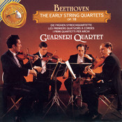 Beethoven: The Early String Quartets Op. 18 Songs