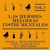 Las Mejores Melodías Instrumentales Vol. 2 Songs