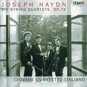 J. Haydn : Six String Quartets, Op. 76